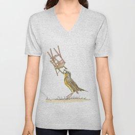 Meadowlark Unisex V-Neck
