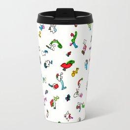 LOVE LOVE LOVE Travel Mug