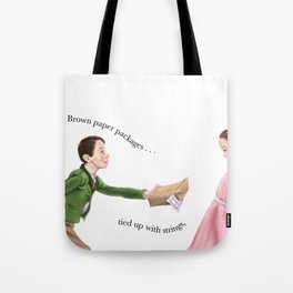 To my sweet heart Tote Bag