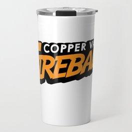 Copper Valley Fireballs Travel Mug