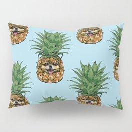 Pineapple Pomeranian Pillow Sham