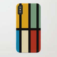 Abstract composition 23 iPhone X Slim Case