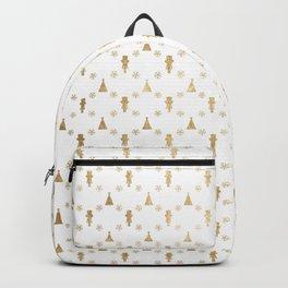 The Golden Nutcracker Backpack