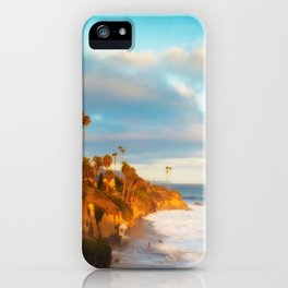 Dream with me iPhone Case