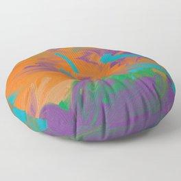 Baby Graffiti Floor Pillow