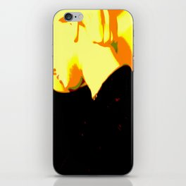 Ghost Of Elvis iPhone Skin