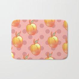 Sweet Peach Bath Mat