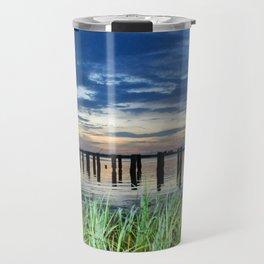 ghost pier Travel Mug