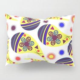 Simple Paisley Pillow Sham