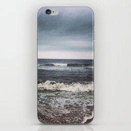 Crashing iPhone Skin