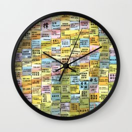 Applead Wall Clock