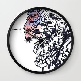 Sun Wukong the Monkey King Wall Clock