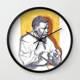 Rolihlahla Wall Clock
