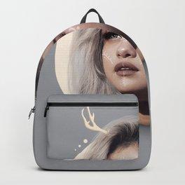 Simple deer Backpack