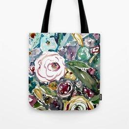 WILD GARDEN Tote Bag
