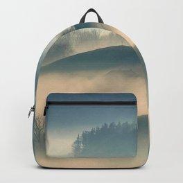 Foggy Hills Backpack