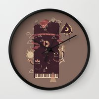 play Wall Clocks featuring Play! by Hector Mansilla