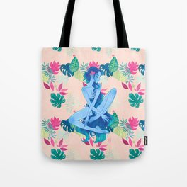 Tropical Feel - Tropical Bliss Tote Bag