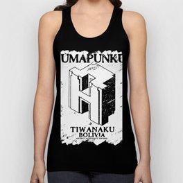 Pumapunku Ancient Astronaut Archaeologist T-Shirt Unisex Tank Top