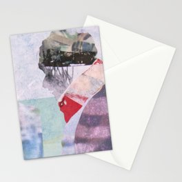 Precipice (detail) Stationery Cards