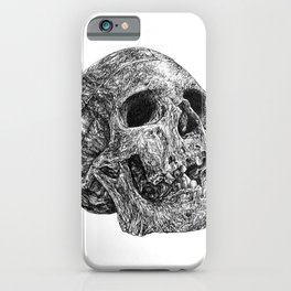 Cranium C iPhone Case