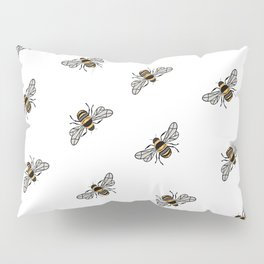 Bumble Bee Pillow Sham