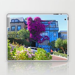 Lombard Street Laptop & iPad Skin