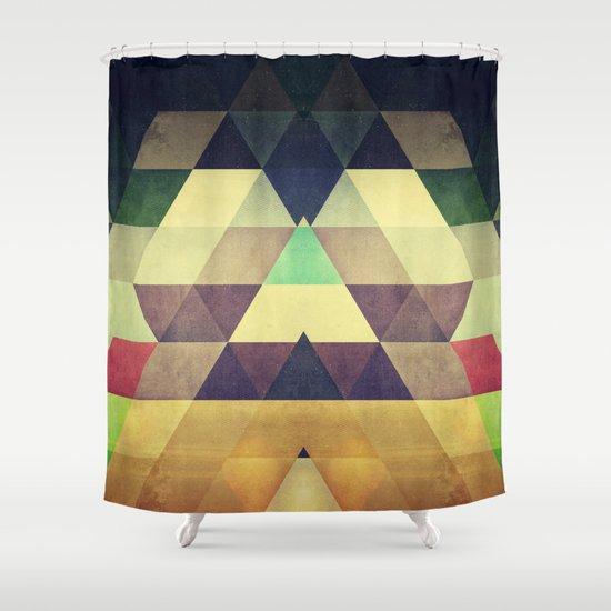 kynxypt kyllyr Shower Curtain