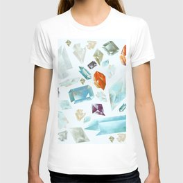 red stones T-shirt