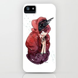 Inner Demons iPhone Case