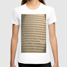 Este es el momento T-shirt