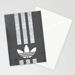 Unique Batik Adidas Grey Case Stationery Cards