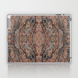 Wood Texture Kaleidoscope Laptop & iPad Skin