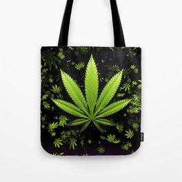 Sweet leaf Falls Tote Bag