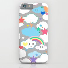 Clouds and Rainbows Kawaii iPhone 6s Slim Case