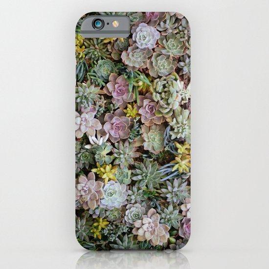 Succulents iPhone & iPod Case