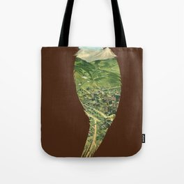 ...To The Birds Tote Bag