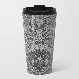 Balinese Abstract Art2 Travel Mug