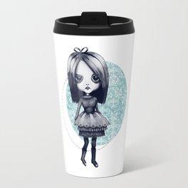 Gothy Girl Travel Mug