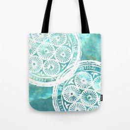 swimmingly Tote Bag