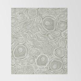 BASIC | Mineral Green Throw Blanket