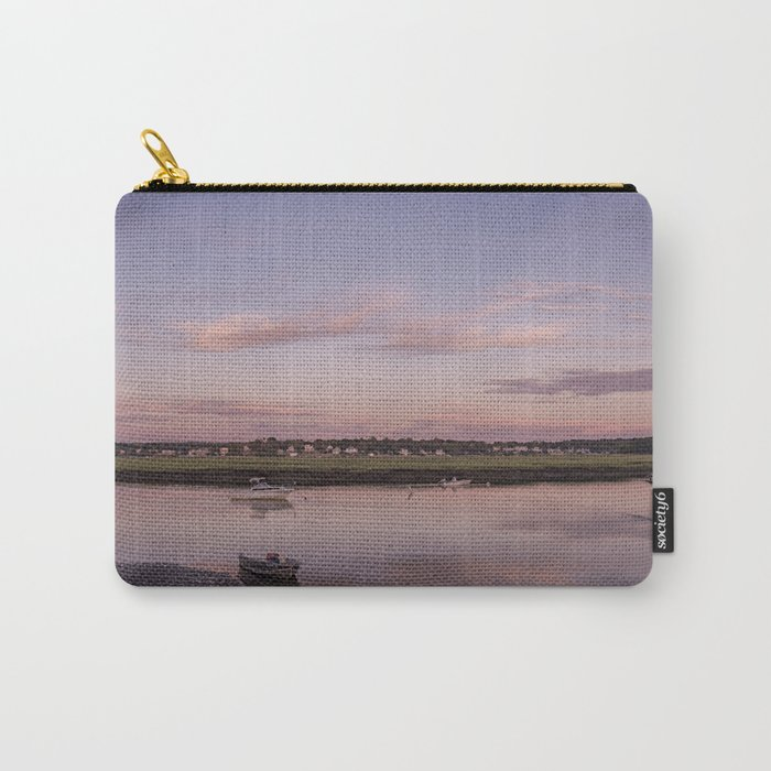Pier at Golden hour Carry-All Pouch