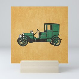 AUTOMOBILE / Vintage Car 005 Mini Art Print