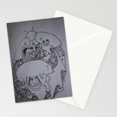pork Stationery Cards