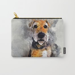 Patterdale Terrier Carry-All Pouch