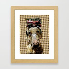 Nibbles & Bits Framed Art Print