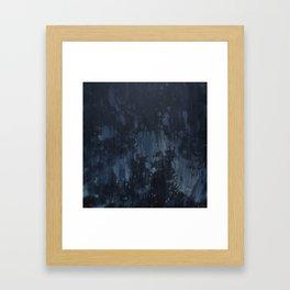 Underscore II Framed Art Print