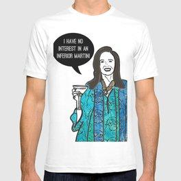 Inferior Martini T-shirt