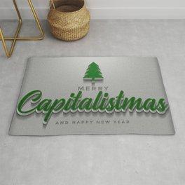 Merry Capitalistmas! Rug