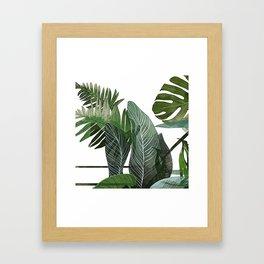 Botani Greenhouse Framed Art Print